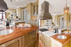 strategic cream kitchen countertop
