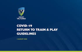 It is the most accurate data available to the department of health and human services at the time of publication. Covid 19 Return To Train Play Guidelines 2 August 2020 Cricket Victoria