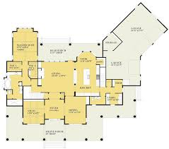 graceful 4 bedroom farmhouse plan 15094nc architectural