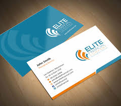 Business Card For It Professionals Samples Designs Design