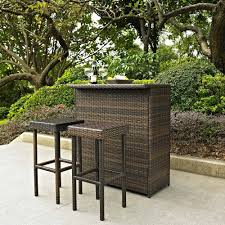 Palm Harbor Outdoor Wicker Folding Table  TargetPalm Harbor Outdoor Furniture
