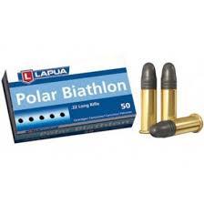 The fps of a gun is how fast it can shoot the bullet. Lapua Polar Biathlon Rimfire Ammunition 22 Lr 40 Gr 1106 Fps 50 Ct Natchez