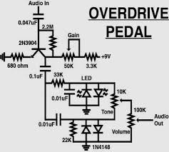 110 wiring diagram wiring diagrams 110 wiring diagram overdrive pedal 20 steps pictures rh instructables guitar pickup wiring diagrams hollow body bass
