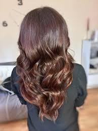 Chocolate Brown Hair Wavy Look Longhair