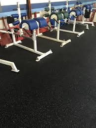 roppe recoil weight room benches