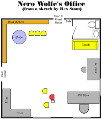 front office layout. Floorplan Of First Floor Front Office Layout P