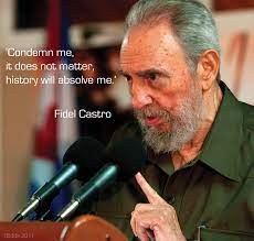 Quotes about Castro (145 quotes)