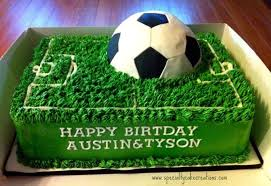 How To Decorate A Soccer Ball Cake Best Kids Birthday Cakes Canvas Factory 52