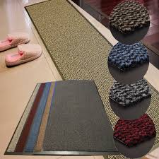 Non Slip Kitchen Floor Mats Details About Large Grey Rubber Door Entrance Barrier Mat Mats