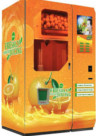 Fruit Vending Machine For Sale Delectable Fresh Fruit Juice Vending Machine Purchasing Souring Agent ECVV