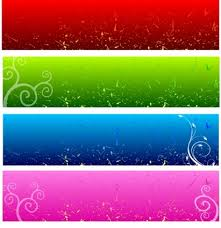 free banner backgrounds free download of free vector banners background vector graphic