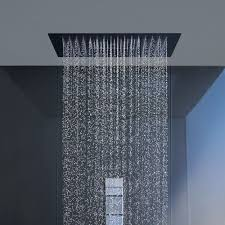 modern shower heads. Top 10 Modern Shower Heads To Instantly Upgrade Your D