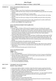 Business Banker Resume Small Business Banker Resume Samples Velvet Jobs 1