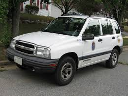 Chevrolet Tracker (Americas) - Wikipedia
