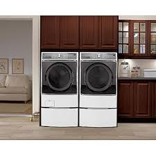 kenmore elite washer and dryer white. kenmore elite 41072 5.2 cu. ft. front-load washer w/ and dryer white s