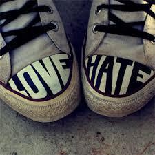 Resultado de imagen para te amo te odio