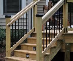 metal handrails for deck stairs. 880210fb7bdf90647079e7b94408ba40.jpg metal handrails for deck stairs i
