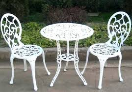 white garden furniture. White Garden Chairs Plastic Gurwich Furniture I
