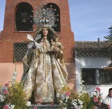 Virgen de María de la Cruz