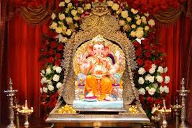 ganpati decoration ideas for home the royale home decorations for