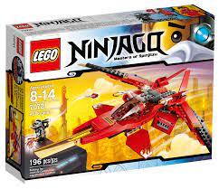 LEGO NINJAGO™ Kai Fighter #70721
