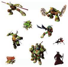 Small Picture Teenage Mutant Ninja Turtles Wall Stickers TMNT Decals