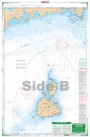 Chart Of New York Harbor New York Harbor To Block Island Large Print Navigation Chart 2e
