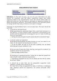 example of argumentative essays essay college essays examples  how to write a good argumentative essay