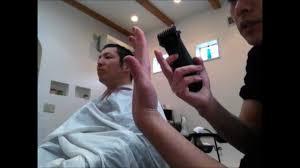 美容師のが伝えるバリカンの使い方刈り上げ髪型坊主バリカン