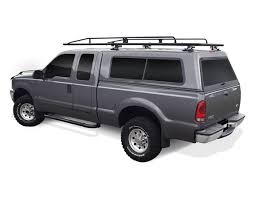 Pro III Ladder Rack all sizes/types of camper shell | Ford Ranger ...