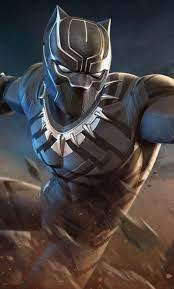 Black Panther Superhero Wallpapers ...