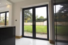 French Door Opening New Build Aluminium Case Study Heswall Wirral
