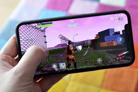 Of Iphone An Look Future Exciting On Mobile Fortnite The Is X At wZqvYEnxE