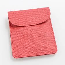 authentic vivismoke leather vape pocket case for juul myle e8 drop pod system