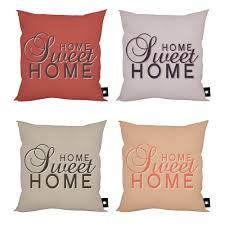 Small Picture Home Sweet Home Home Decor Cushion