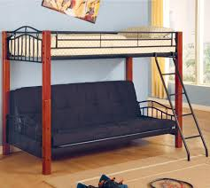 Image of: Loft Bed with Couch Underneath Collections