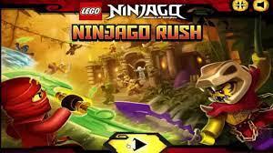 LEGO NINJAGO AIRJITZU-SPINJITZU MASTERS VIDEO GAME 2015 - YouTube