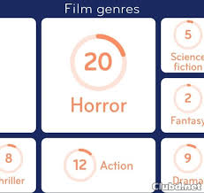 Film Genres Film Genres 94 Percent Answers Level Cinema Game