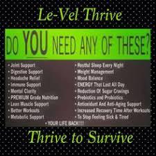 thrive it works mariahjam le vel com thrive by le vel pinterest