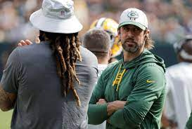 Vaccinated Aaron Rodgers: NFL's COVID ...