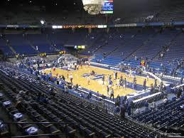 Rupp Arena Section 27 Kentucky Basketball Rateyourseats Com