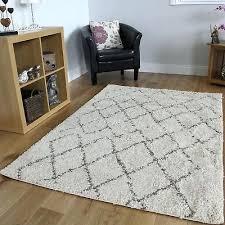 new cream trellis medium large thick plain soft gy rugs non shed modern grey rug 8x10 grey trellis rug