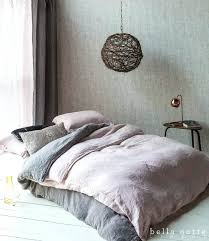 homespun linen nina collection dkny willow blush duvet cover queen blush pink linen duvet cover blush