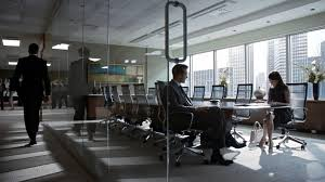 suits office. Simple Office They Say Their Goodbyes And Donna Slips Into The Room Just As Ava Is  Leaving She Admits That She Thought Working With Jessica Would Cause Harvey To  And Suits Office E