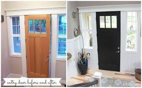 front door entryEntry  Front Door Makeover More Progress  The Inspired Room