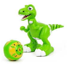 «<b>Радиоуправляемый</b> интерактивный динозавр с паром <b>Jiabaile</b> ...