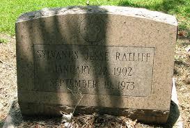 Sylvanus Jesse Ratliff (1902-1973) - Find A Grave Memorial