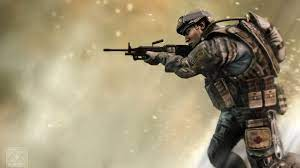 Soldier With Gun HD Indian Army ...