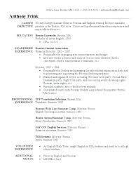 Security Supervisor Resume Templates Resumes For Warehouse Free Man ...
