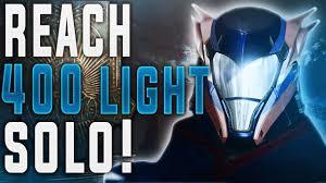 Destiny 1 Max Light Destiny How To Hit 400 Light Solo Destiny Rise Of Iron Max Light Level